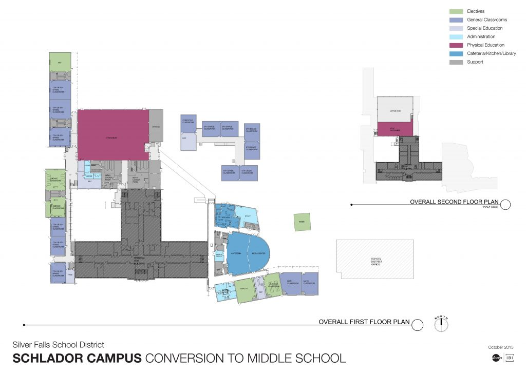 Schlador Campus Conversion Classroom View