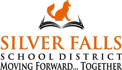 Silver Falls School District Logo