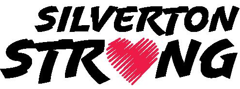 Image shows the Silverton Strong Logo